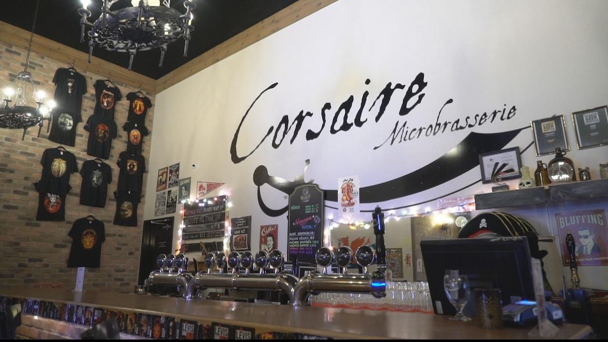 La microbrasserie Le Corsaire, à Lévis, a été récompensée aux Prix mondiaux de la bière.