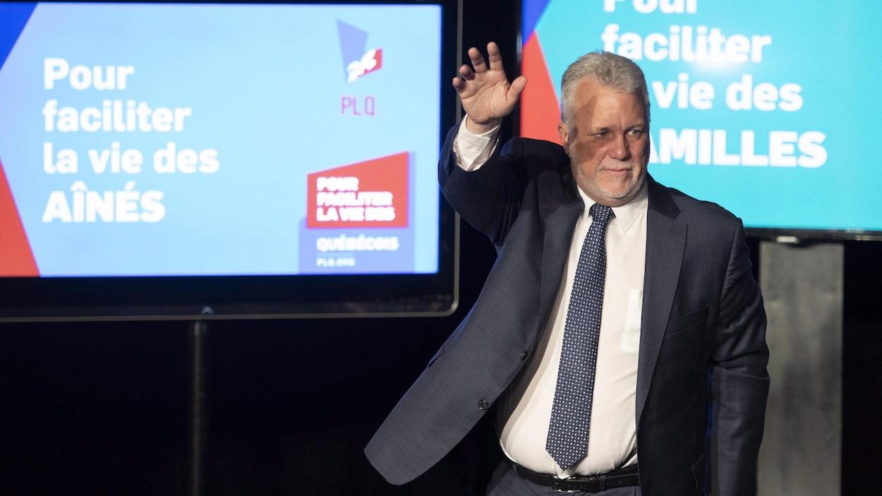 Le député Guy Ouellette est exclu du caucus libéral