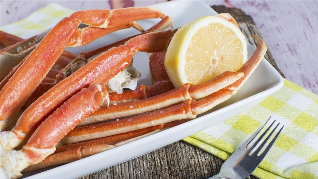 La saison du crabe des neiges est lancée.