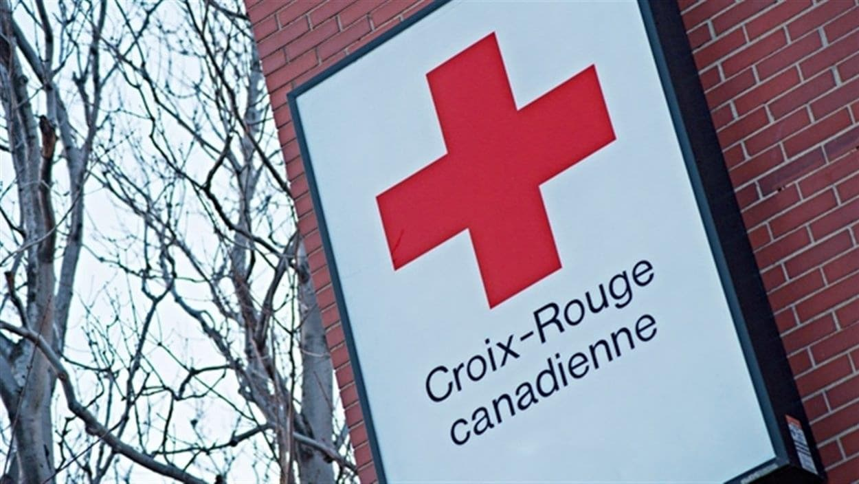Croix-Rouge canadienne.