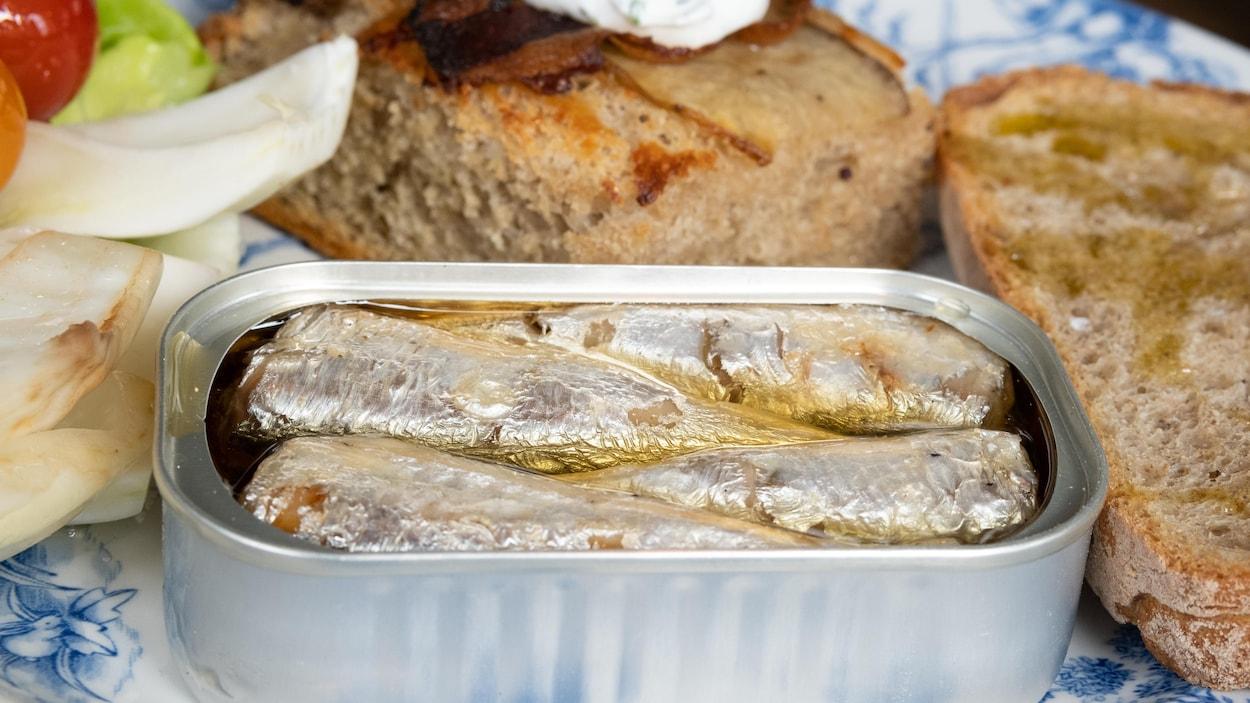 Le bistro de quartier Sardines: un savoureux savoir-faire d'ici etd'ailleurs
