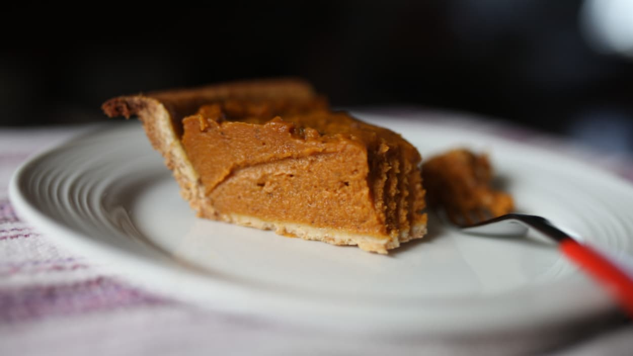 Recette: tarte végétalienne à lacitrouille