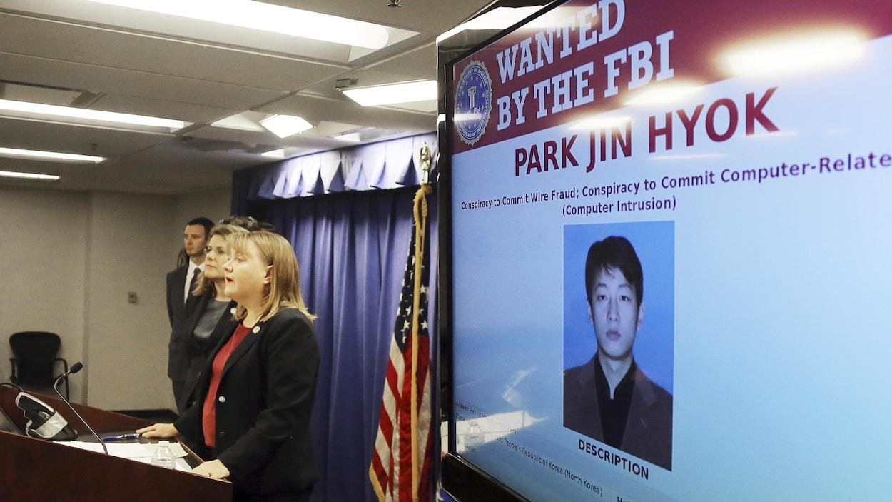 Park Jin Hyok, Nord-Coréen Hacker, Chargé De Wannacry Attaque