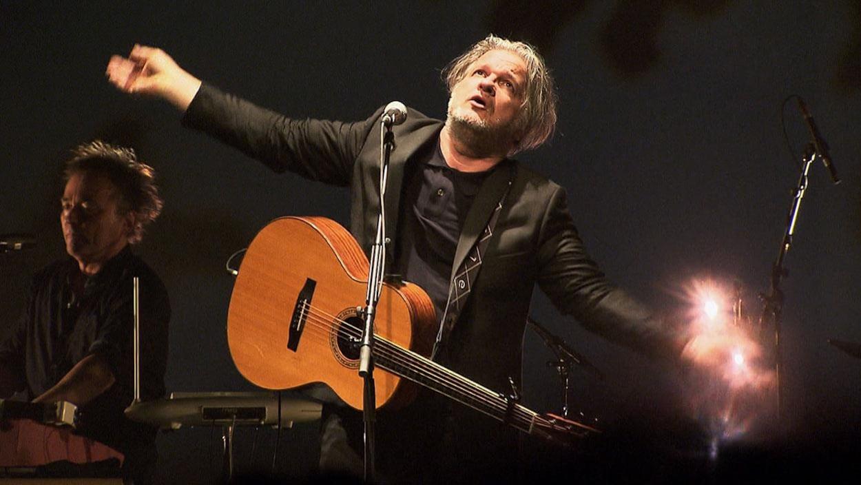 Daniel Bélanger en concert au Métropolis à Montréal le 30 mars 2017