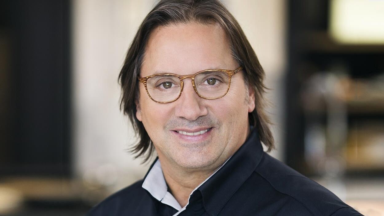 Portrait de Daniel Vézina