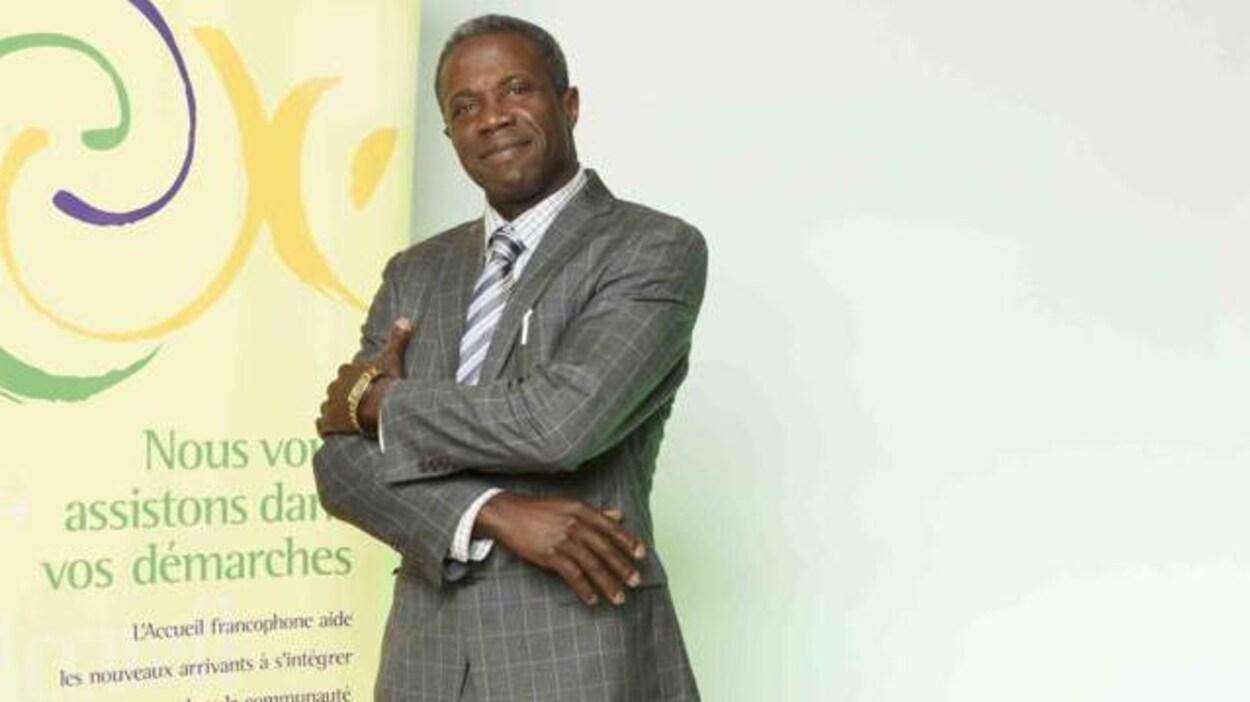 Daouda Dembélé, homme d'affaires et homme de lettres