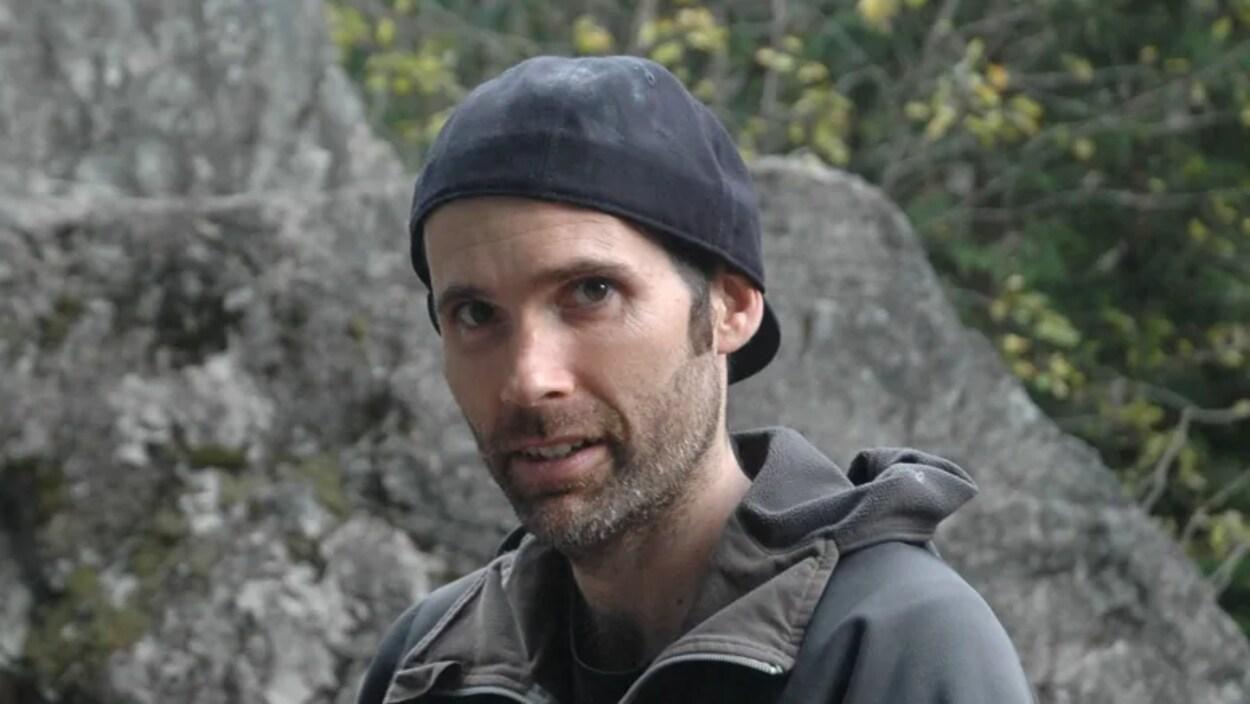 Portrait de Davis Wolfgang Hawke.