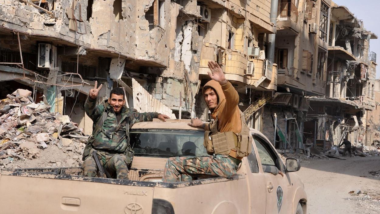 Daech bouté d'Abou Kamal: Et perd son dernier fief en Syrie!