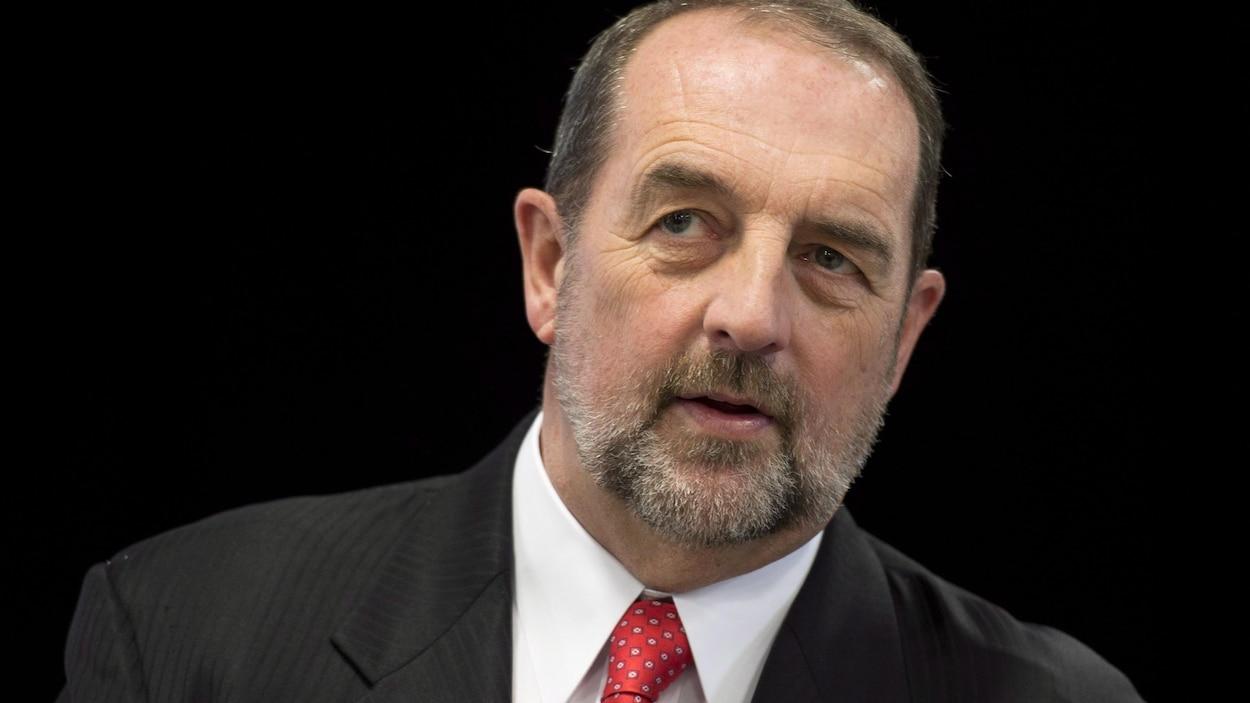 Denis Lebel a terminé sa carrière avec un mandat de trois ans à la tête du Conseil de l'industrie forestière du Québec.
