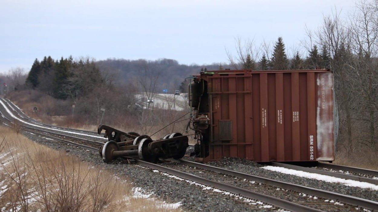 Retour à la normale entre Montréal et Toronto — Déplacements ferroviaires