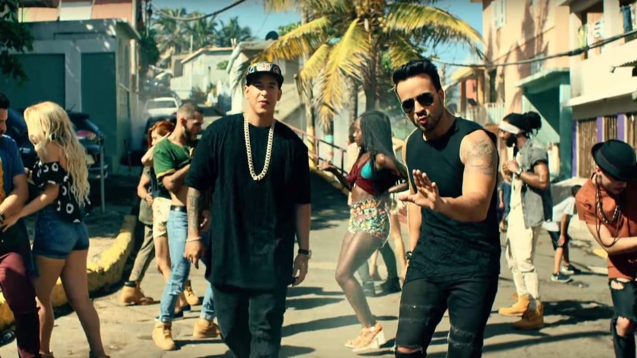 Les pirates Prosox and Kuroi'sh effacent le clip de Youtube — Despacito