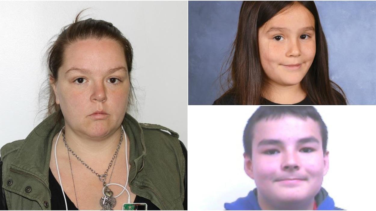 Une mère et ses deux enfants manquent à l'appel à Trois-Rivières