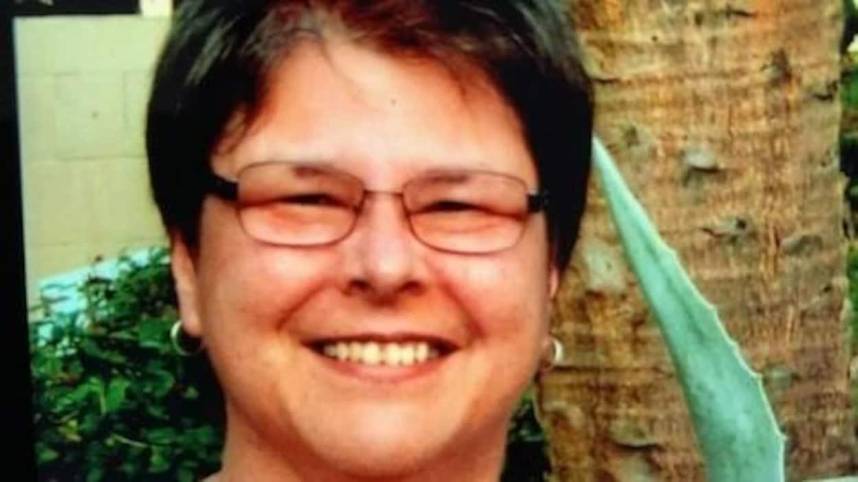 La Sûreté du Québec demande l'aide du public pour retrouver Sylvie Haché, 57 ans, de St-Hyacinthe.