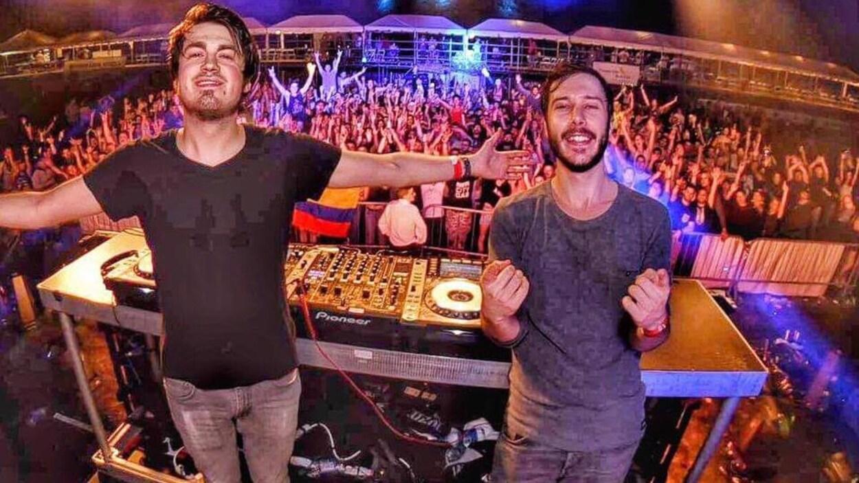 Des DJ de renommée internationale participent au premier festival de musique électronique Sunsation à Nicolet.