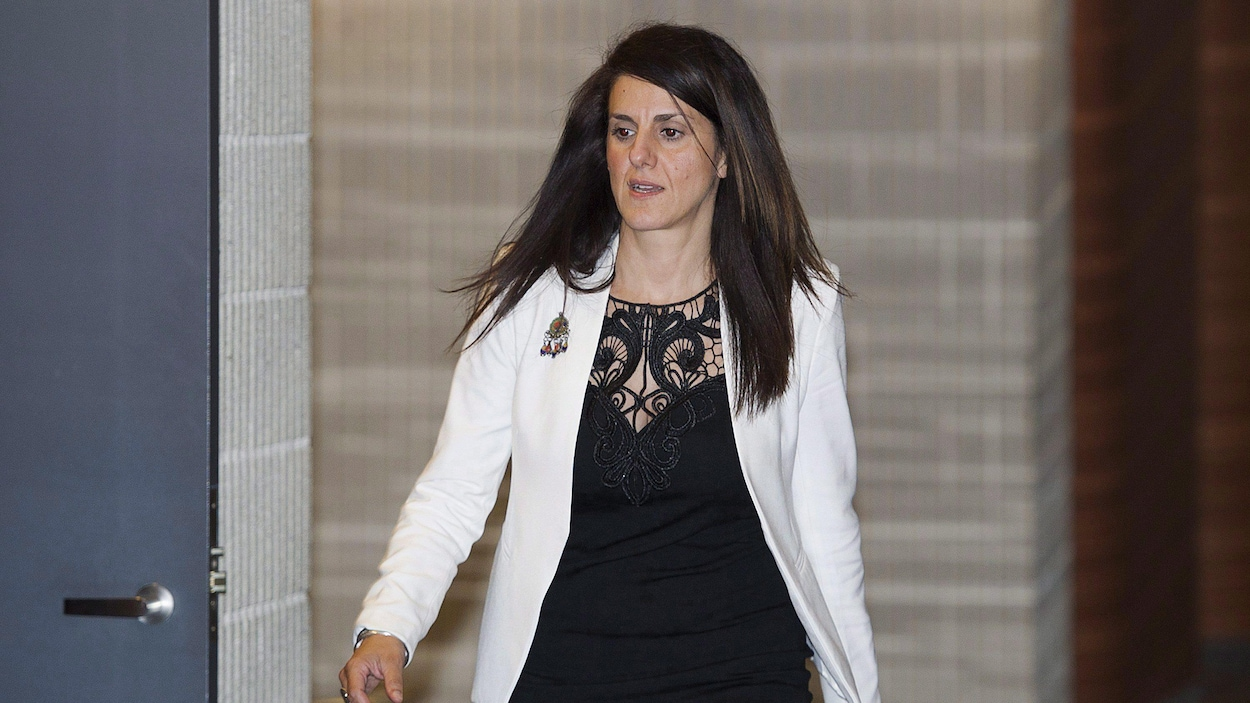 La militante de la laïcité Djemila Benhabib.