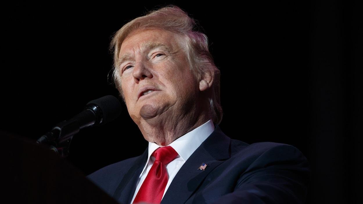 Le président américain désigné Donald Trump