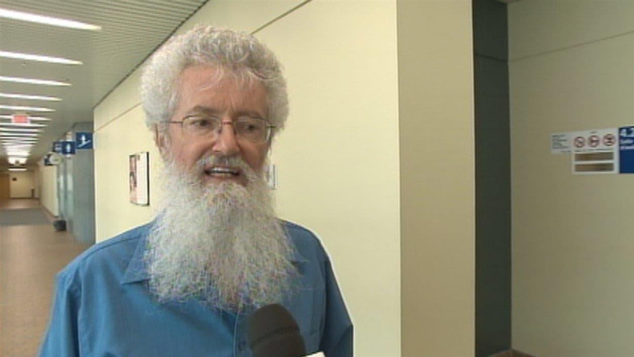 Le Dr Pierre Mailloux