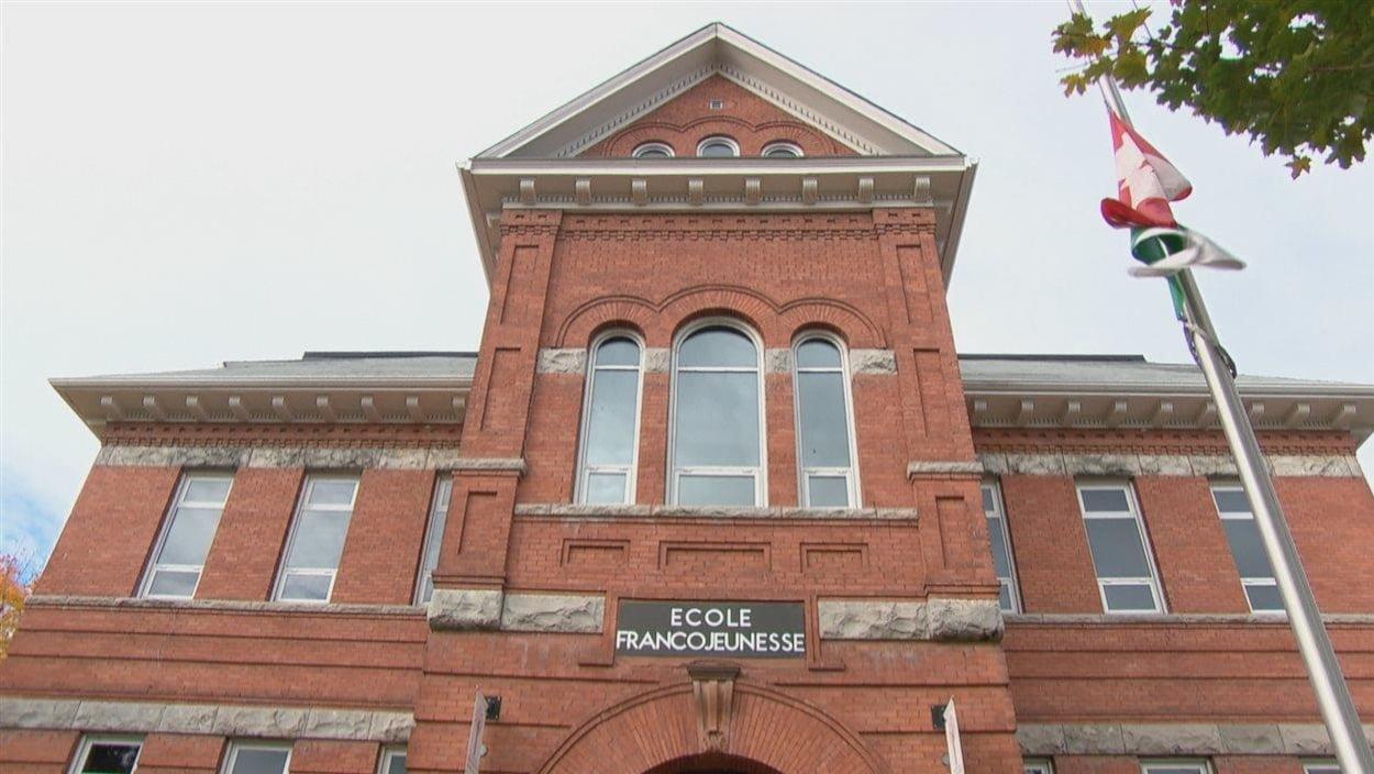 L'École élémentaire publique Francojeunesse à Ottawa