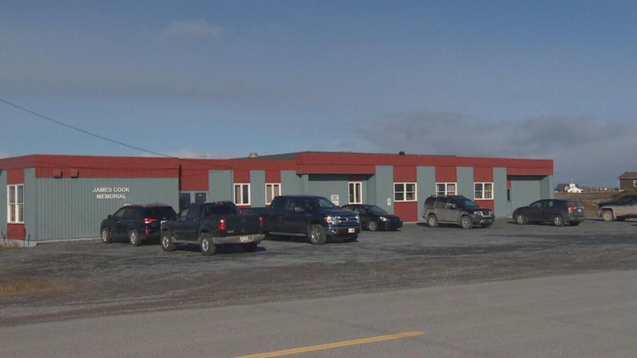 L'école James Cook Memorial, dans la péninsule Nord, fait partie des cinq écoles qui pourraient fermer à la fin de l'année scolaire.