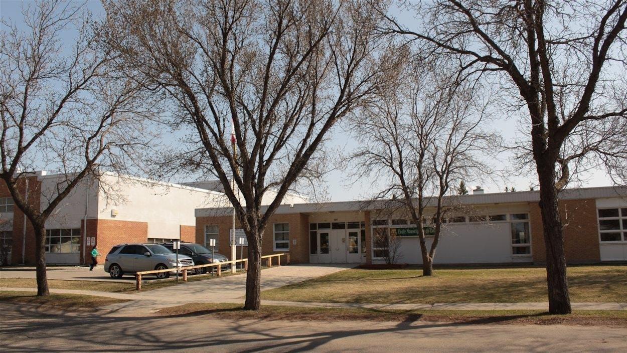 École Monseigneur de Laval de Regina