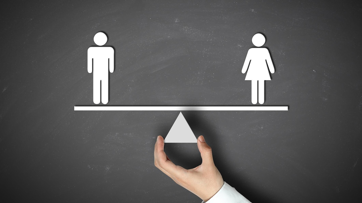 L'égalité entre les hommes et les femmes