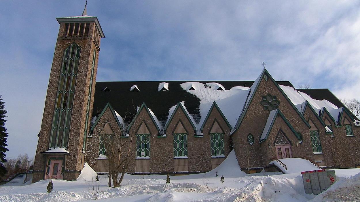 L'église Saint-Joachim
