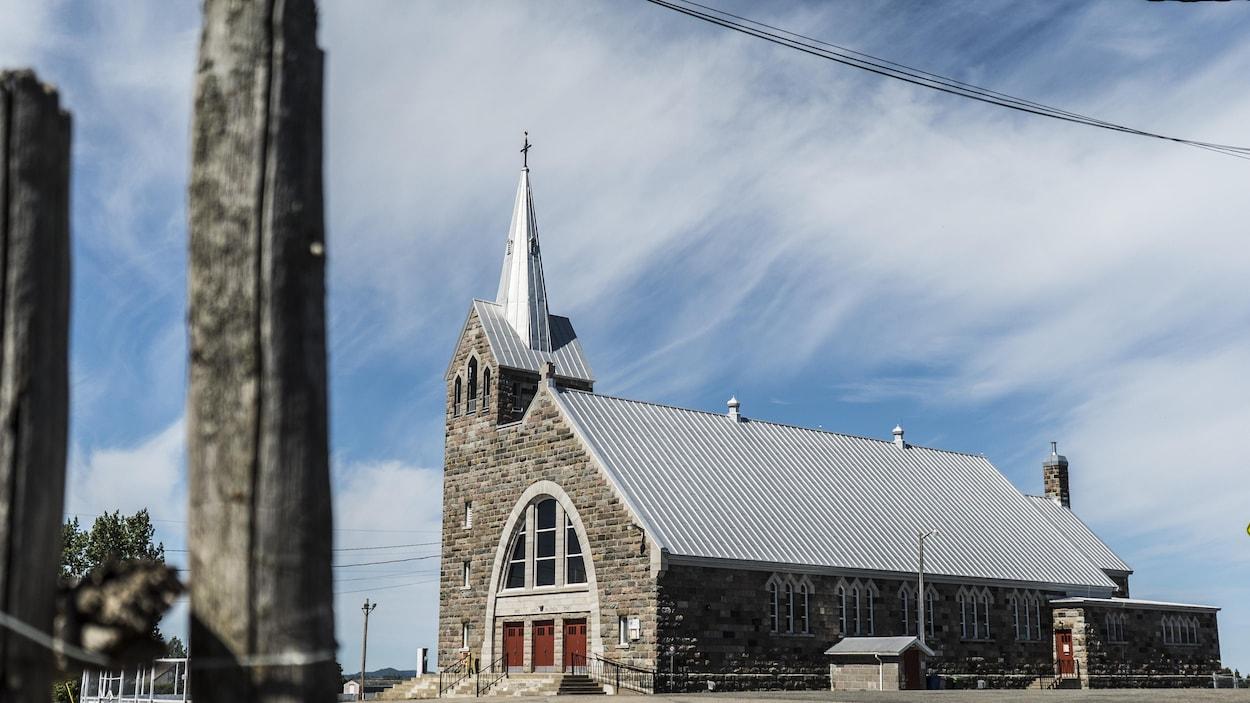 L'église de Saint-Valérien