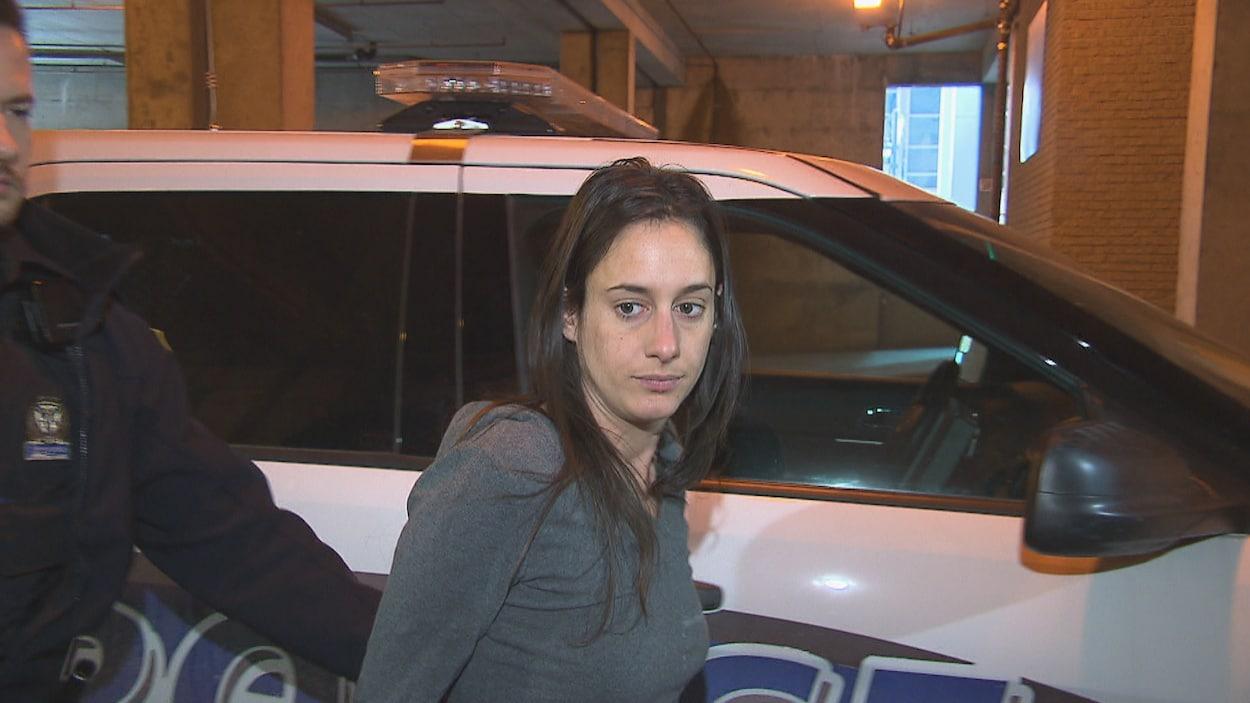 La Sherbrookoise Elisabeth Savoie fait face à une accusation de tentative de meurtre.