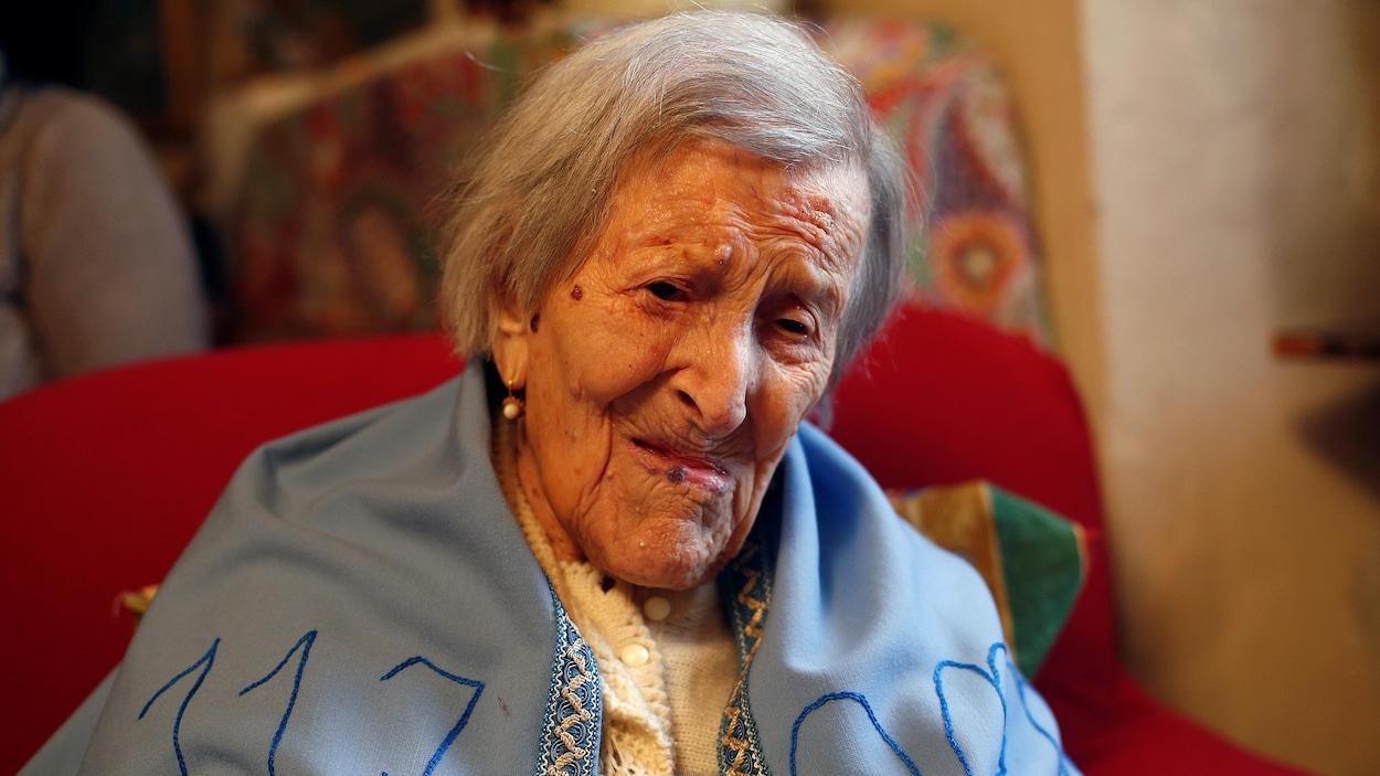 Emma Morano était la dernière personne née au 19e siècle.