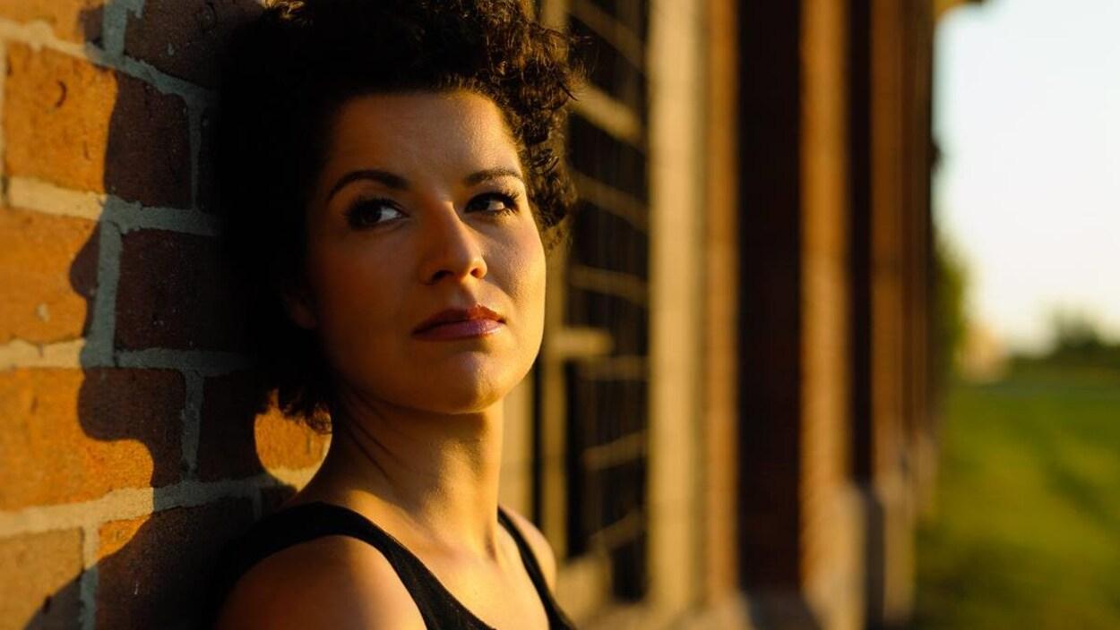 Emmanuelle Landry présente son dernier court métrage au Festival de Cannes