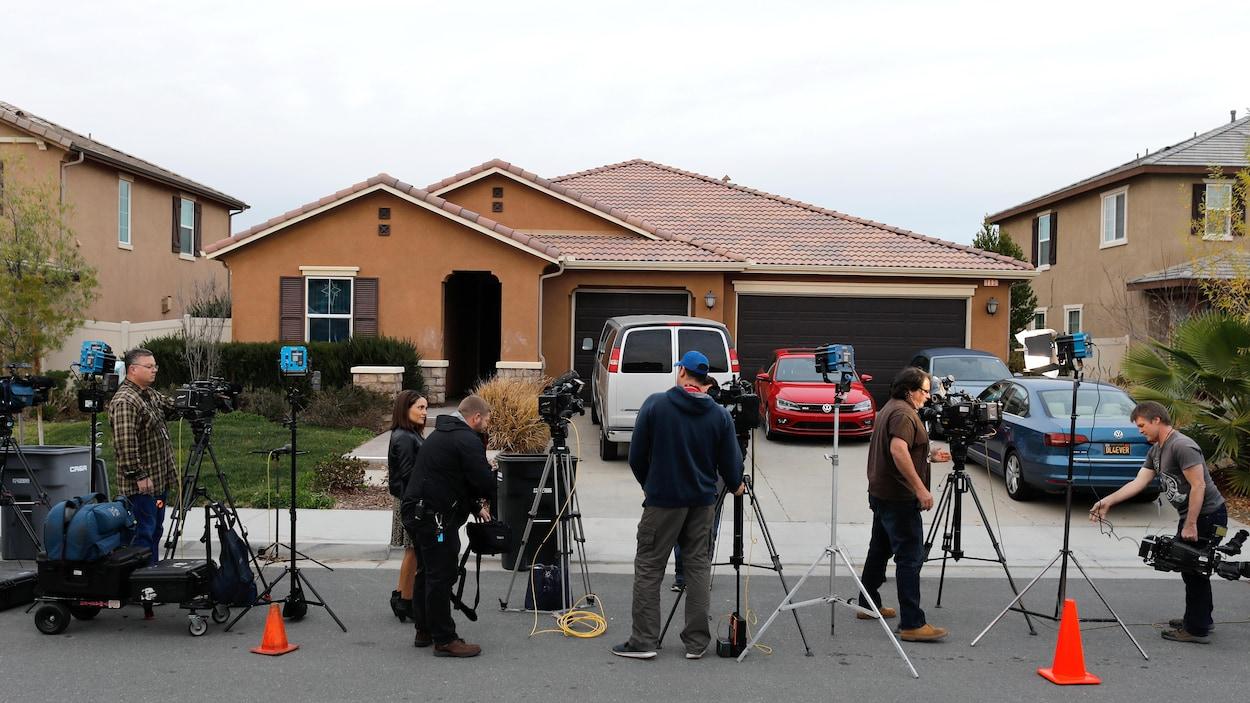 Arrêtés pour avoir séquestré leurs 13 enfants dans leur maison