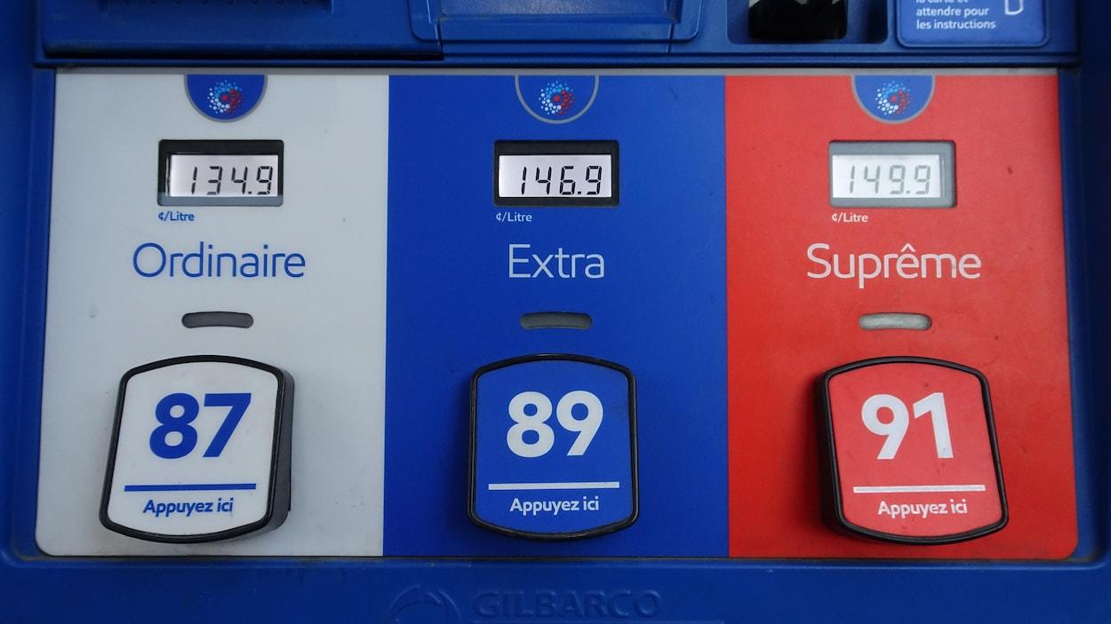 5 questions et 5 r ponses sur la hausse du prix de l - Tollens prix au litre ...