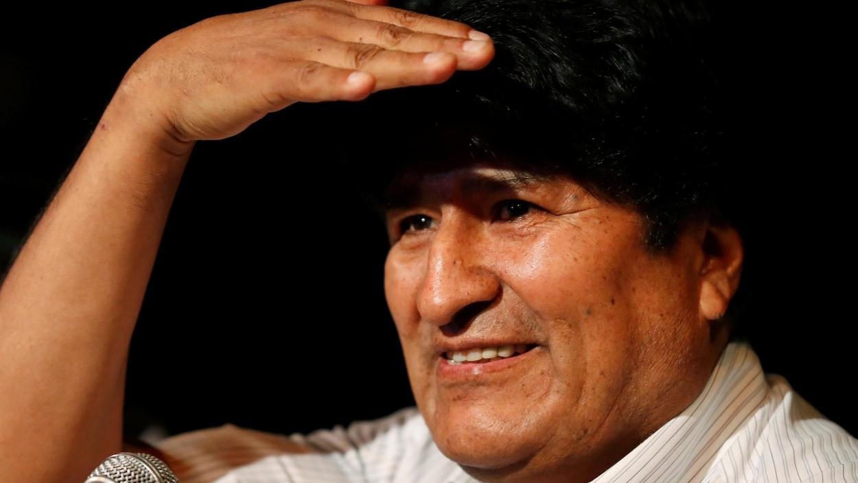 Bolivie: l'ancien président Evo Morales visé par un mandat d'arrêt international