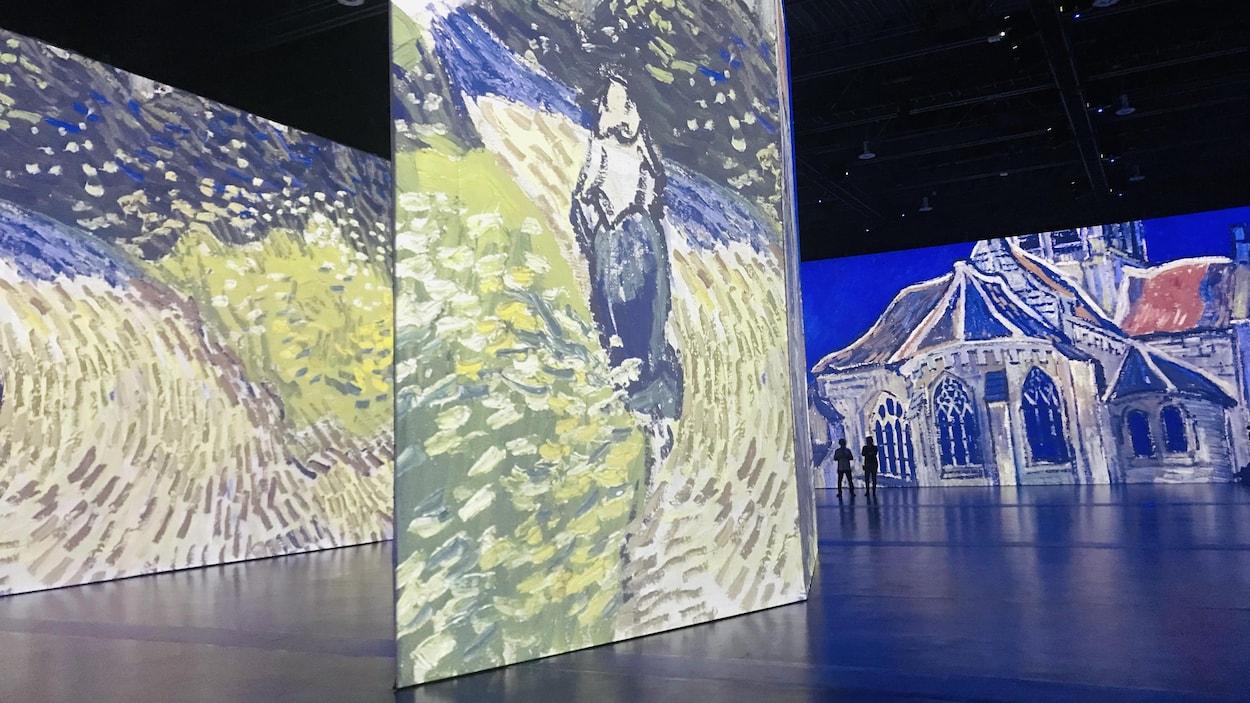 Exposition Imagine Van Gogh