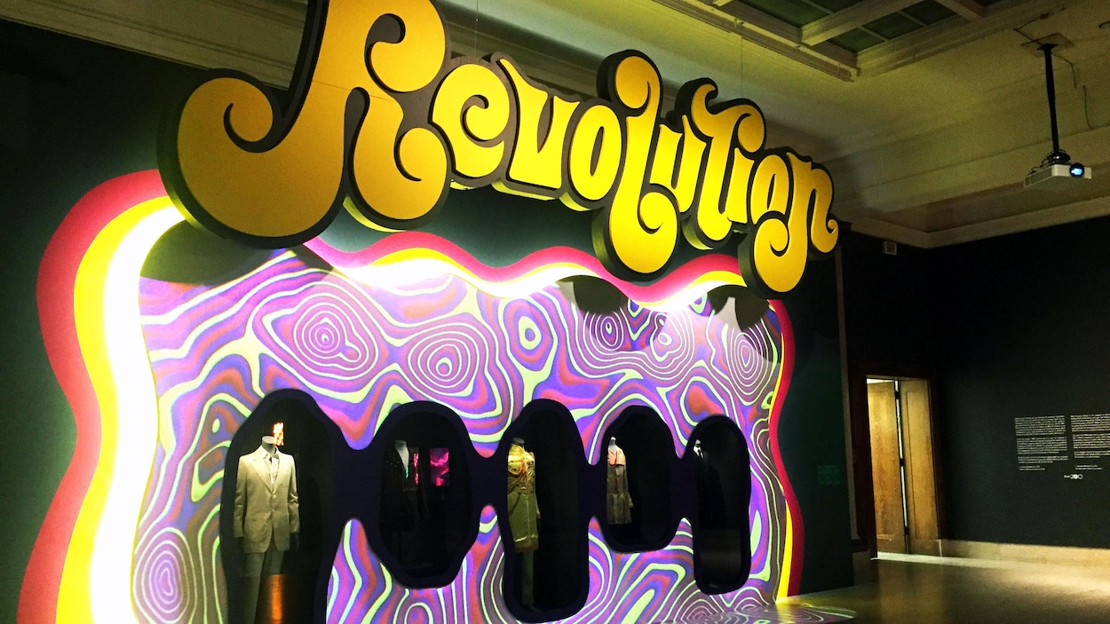 L'exposition « Révolution », au Musée des beaux-arts de Montréal