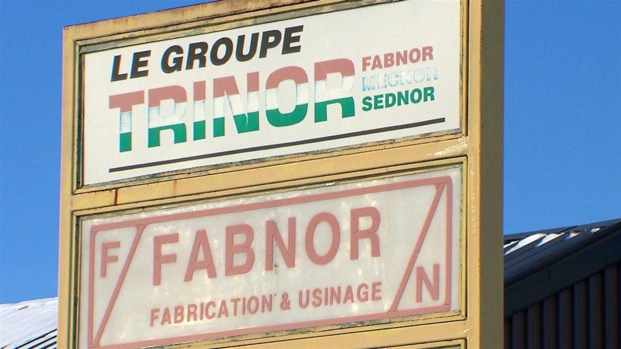 L'entreprise Fabnor appartient au groupe Trinor.