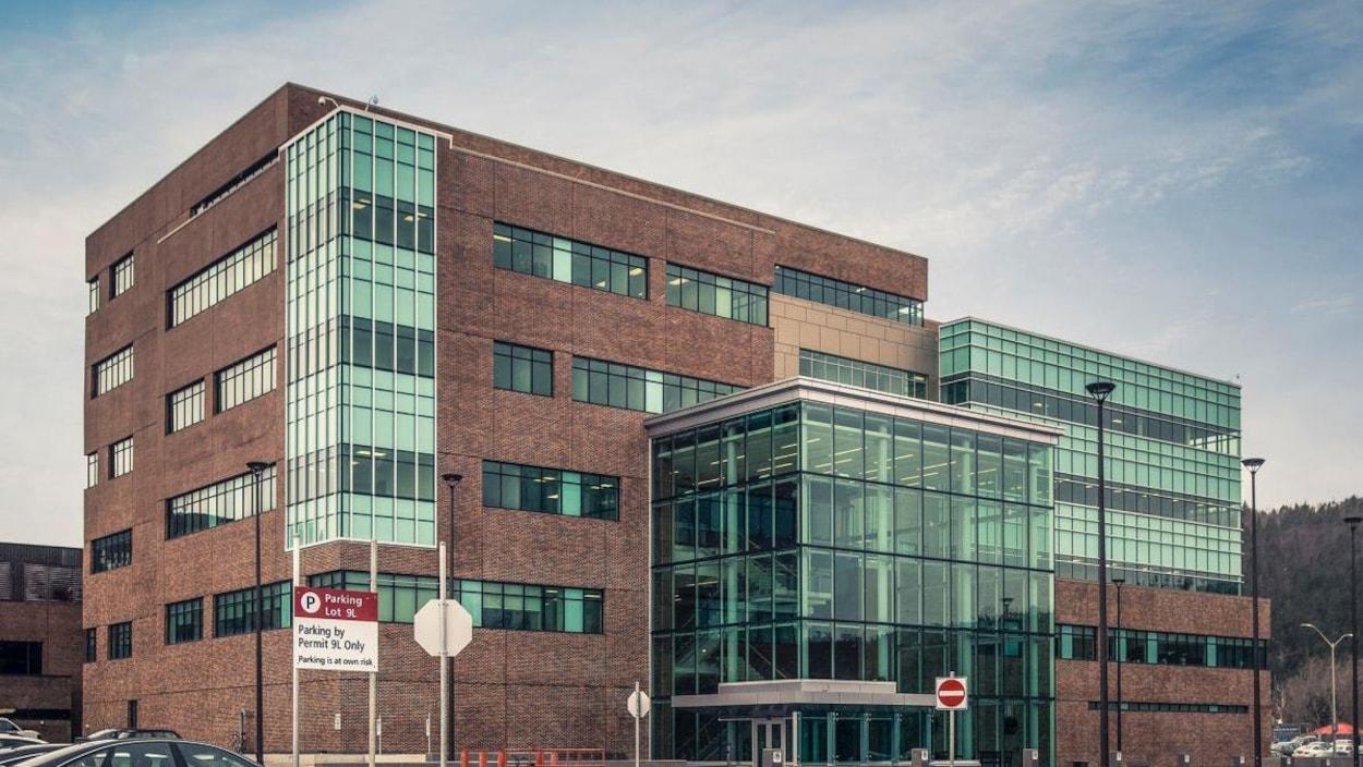 La Faculté de médecine de l'Université Memorial, à Terre-Neuve