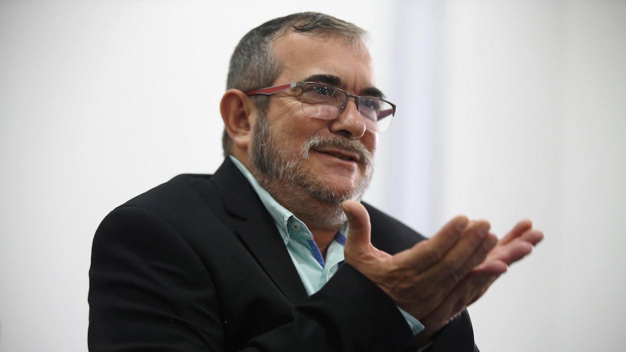 Rodrigo Londono, connu sous le nom de Timochenko
