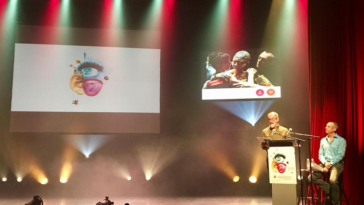 Lancement du 14e Festival international des arts de la marionnette
