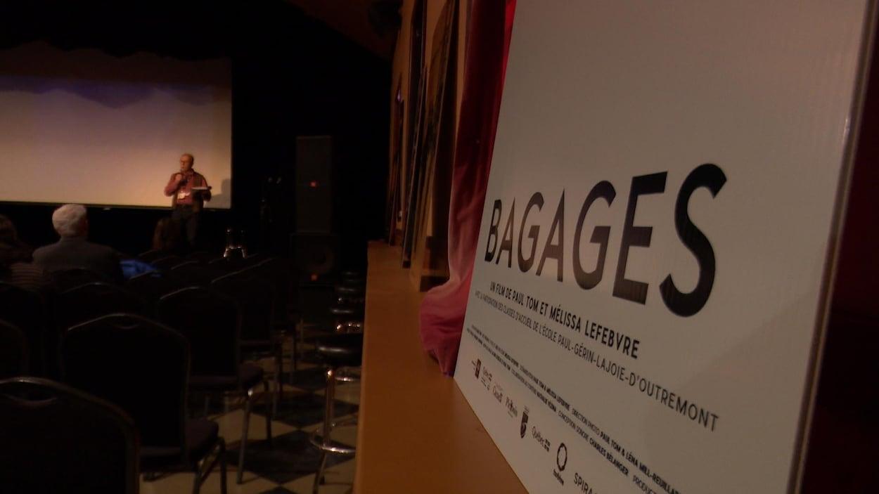 Le Festival Vues sur mer de Gaspé a comme mandat de faire découvrir le cinéma documentaire d'auteur