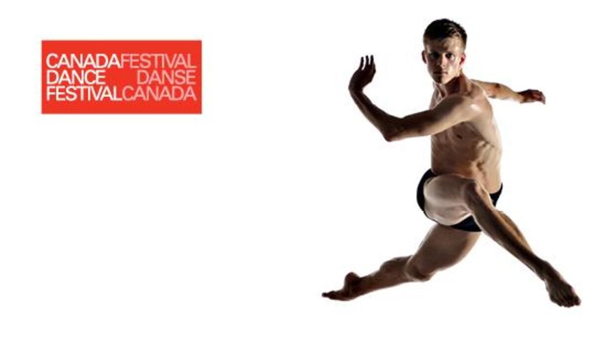 L'affiche du Festival Danse Canada de 2016.