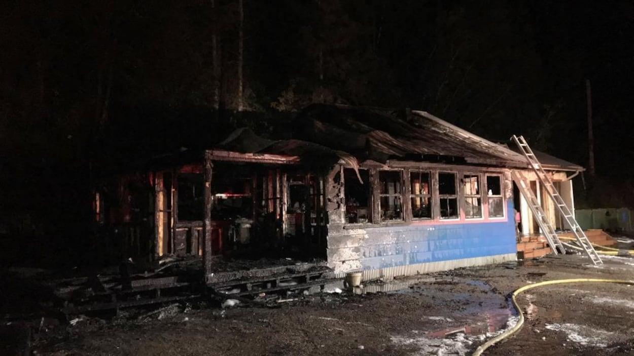 Une enquête est ouverte pour déterminer les causes de l'incendie
