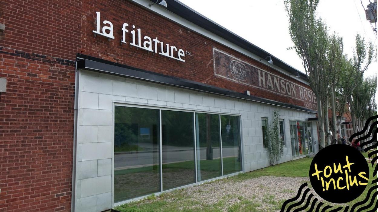 Édifice La Filature à Gatineau
