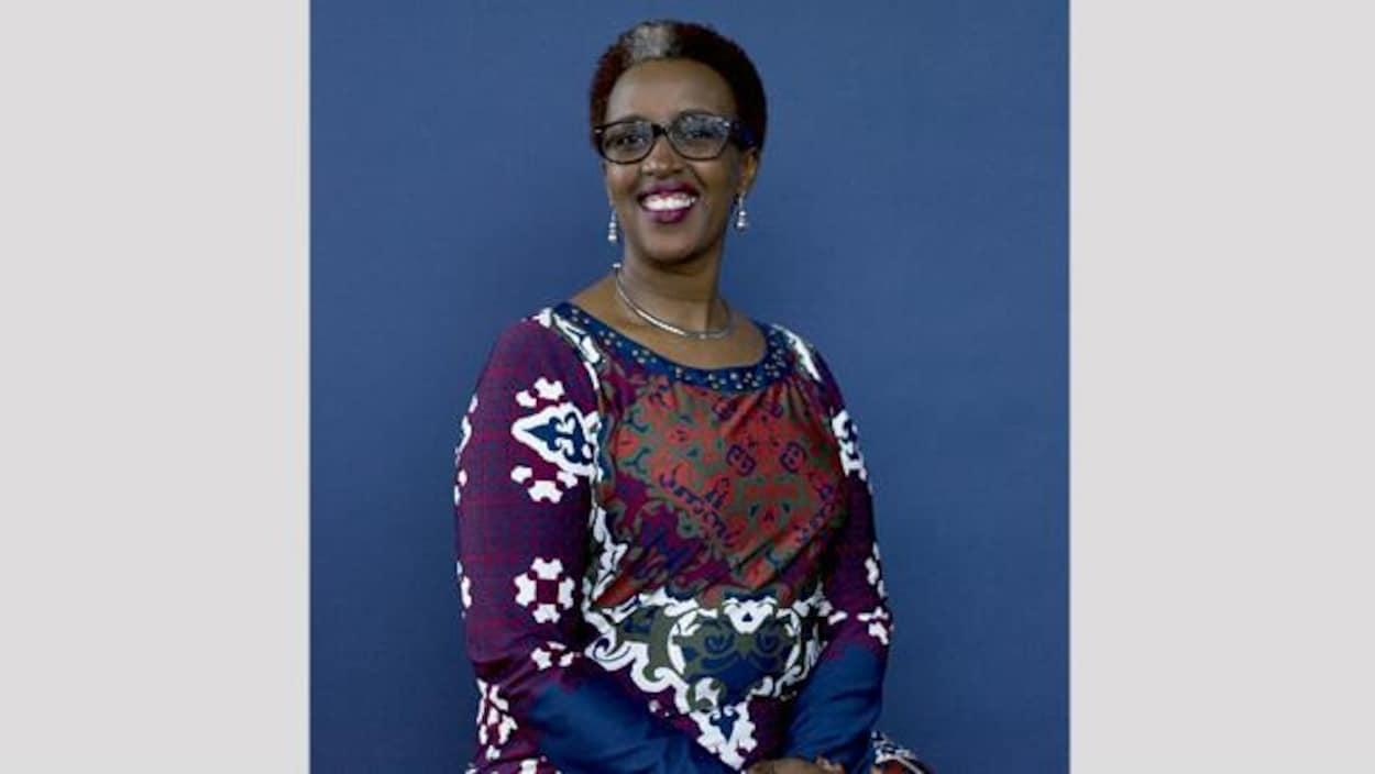 Florence Ngenzebuhoro, la nouvelle directrice générale du CFT