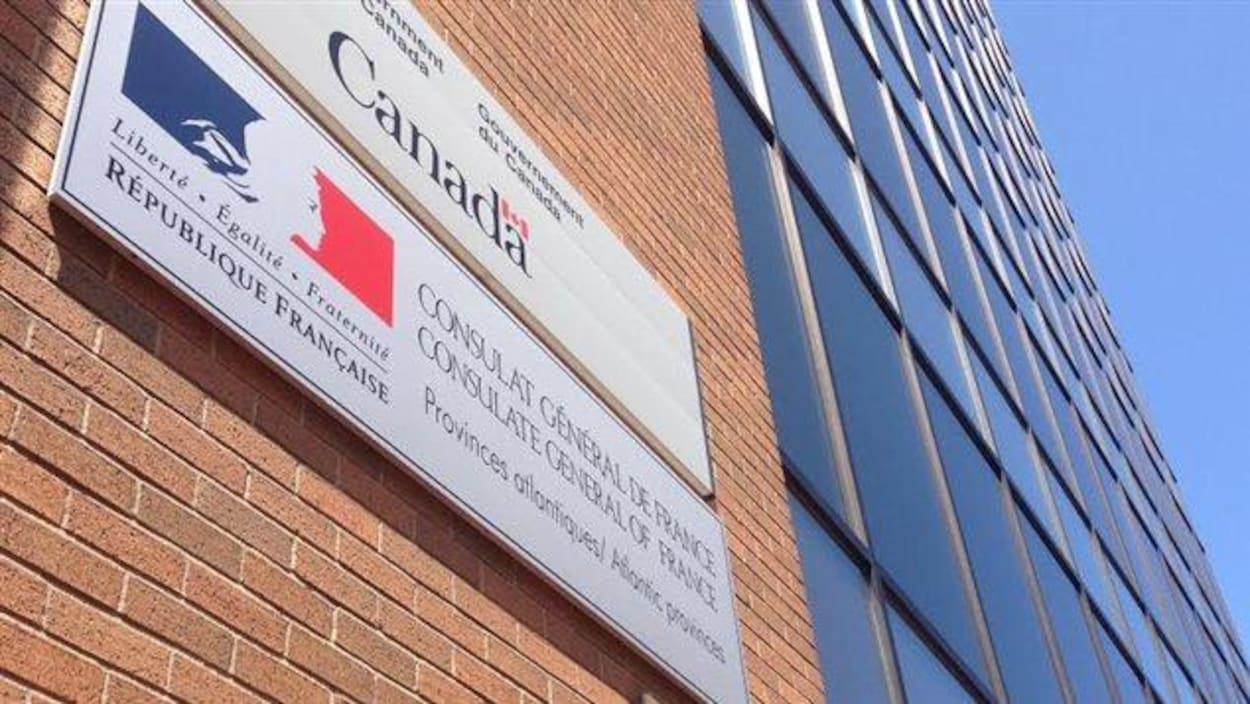 Consulat de France à Moncton.
