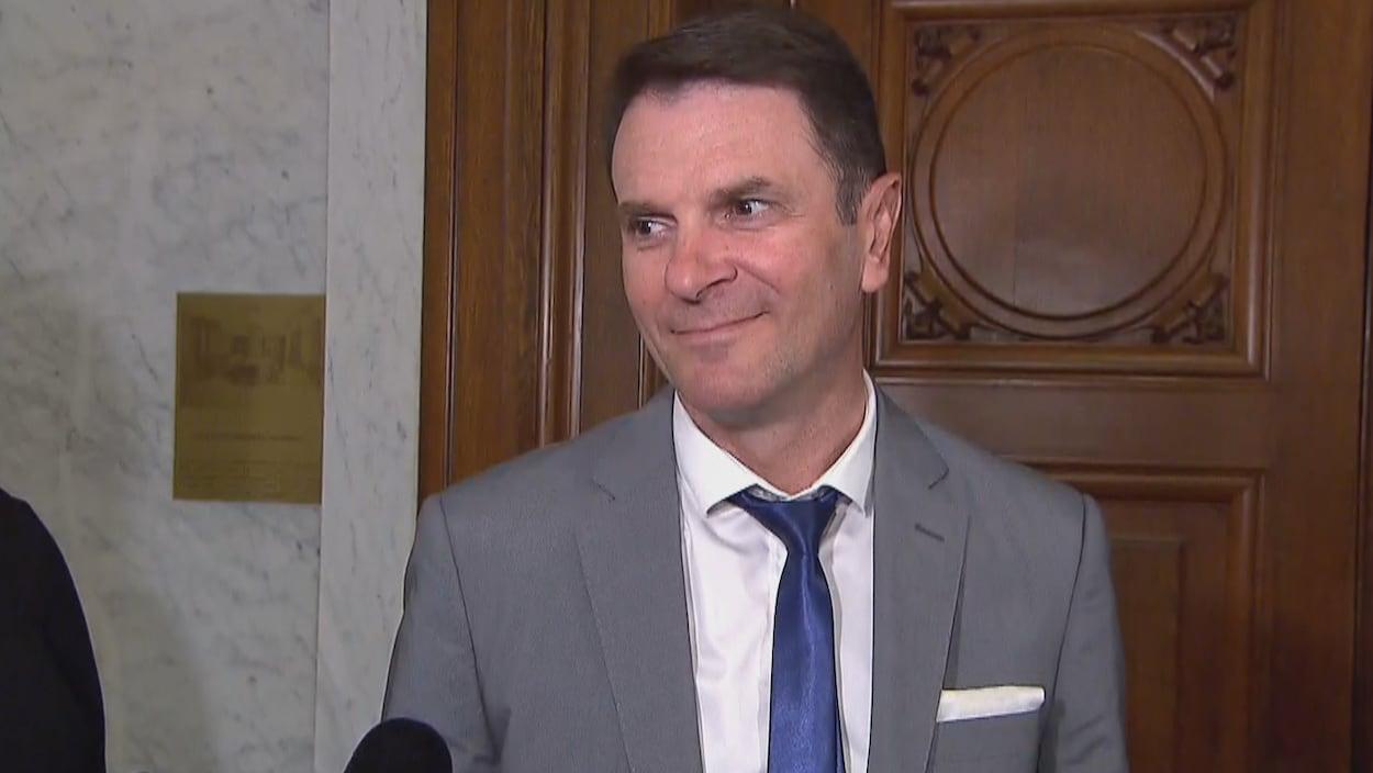 François Bonnardel, ministre des Transports