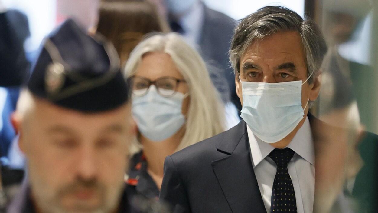 France, Justice : François Fillon condamné à 5 ans de prison