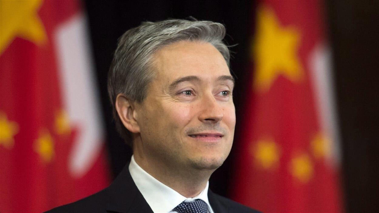 Le ministre fédéral du Commerce international, François-Philippe Champagne