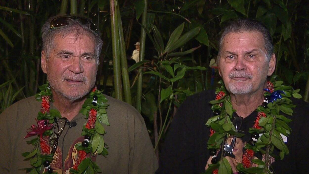 Deux amis de 60 ans découvrent qu'ils sont frères — Etats-Unis
