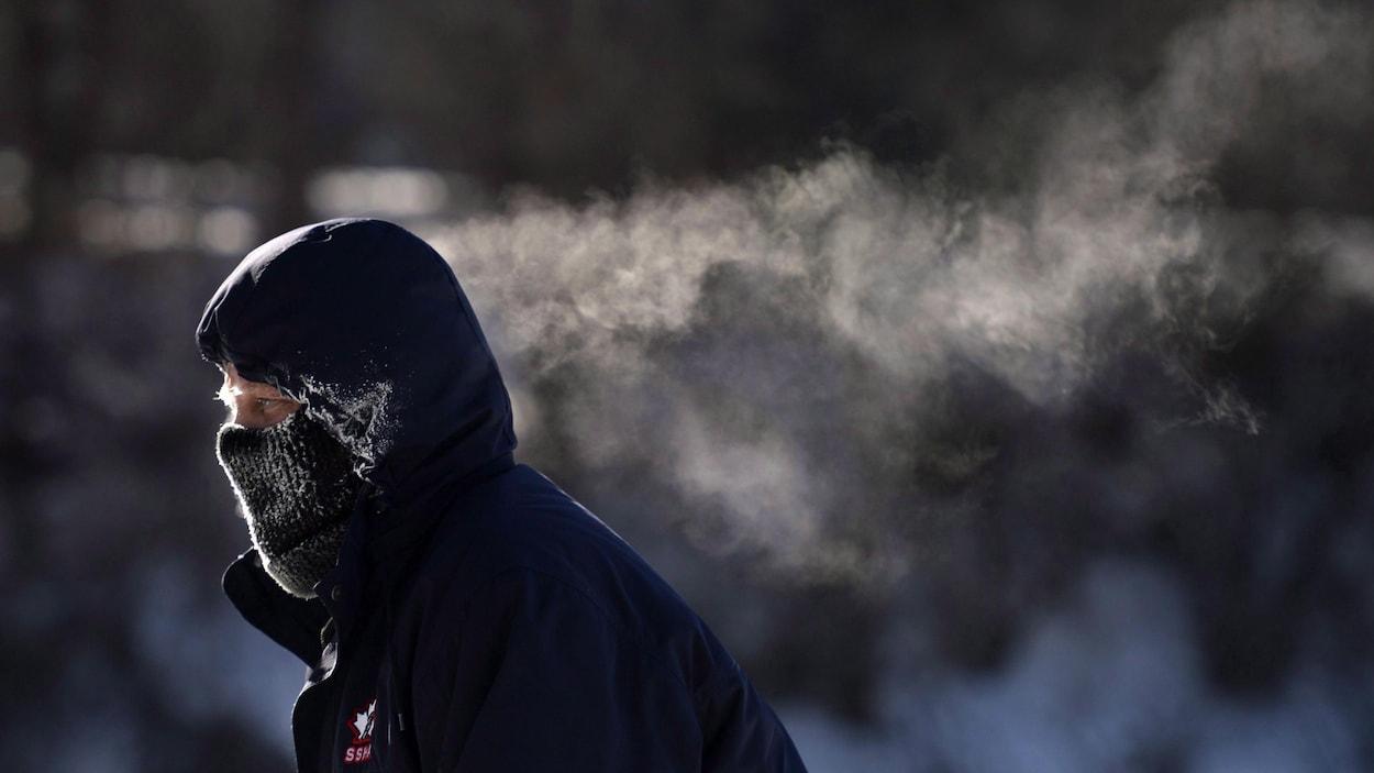 Vague de froid extrême sans précédent au Canada